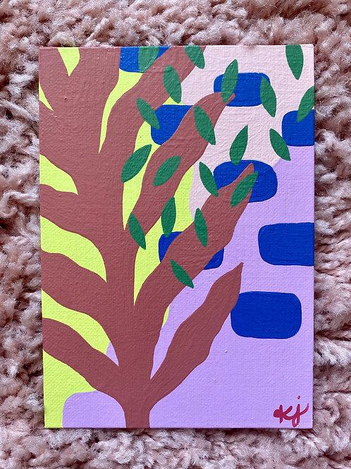 """wood leaf"""