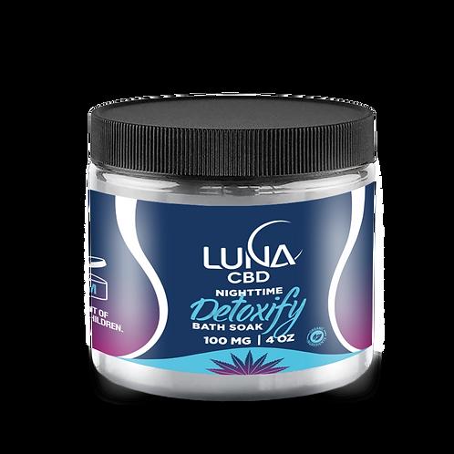 Luna Nighttime SOAK Bath Soak