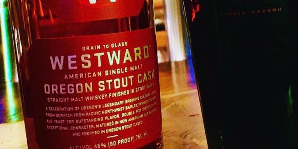 Whiskey & Beer with Fort George & Westward Whiskey