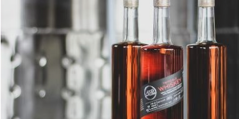 Tasting with Adrift Distillers