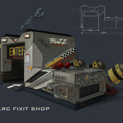 BuzzGarage