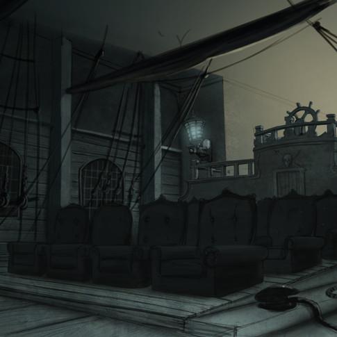 Pirate theater