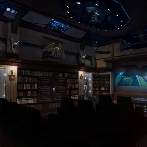 Batcave Theater