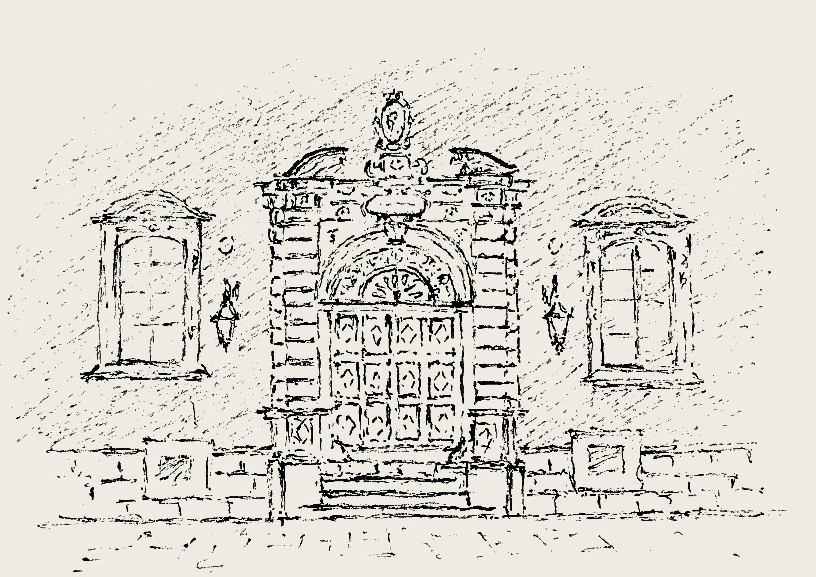Krakow Doorway