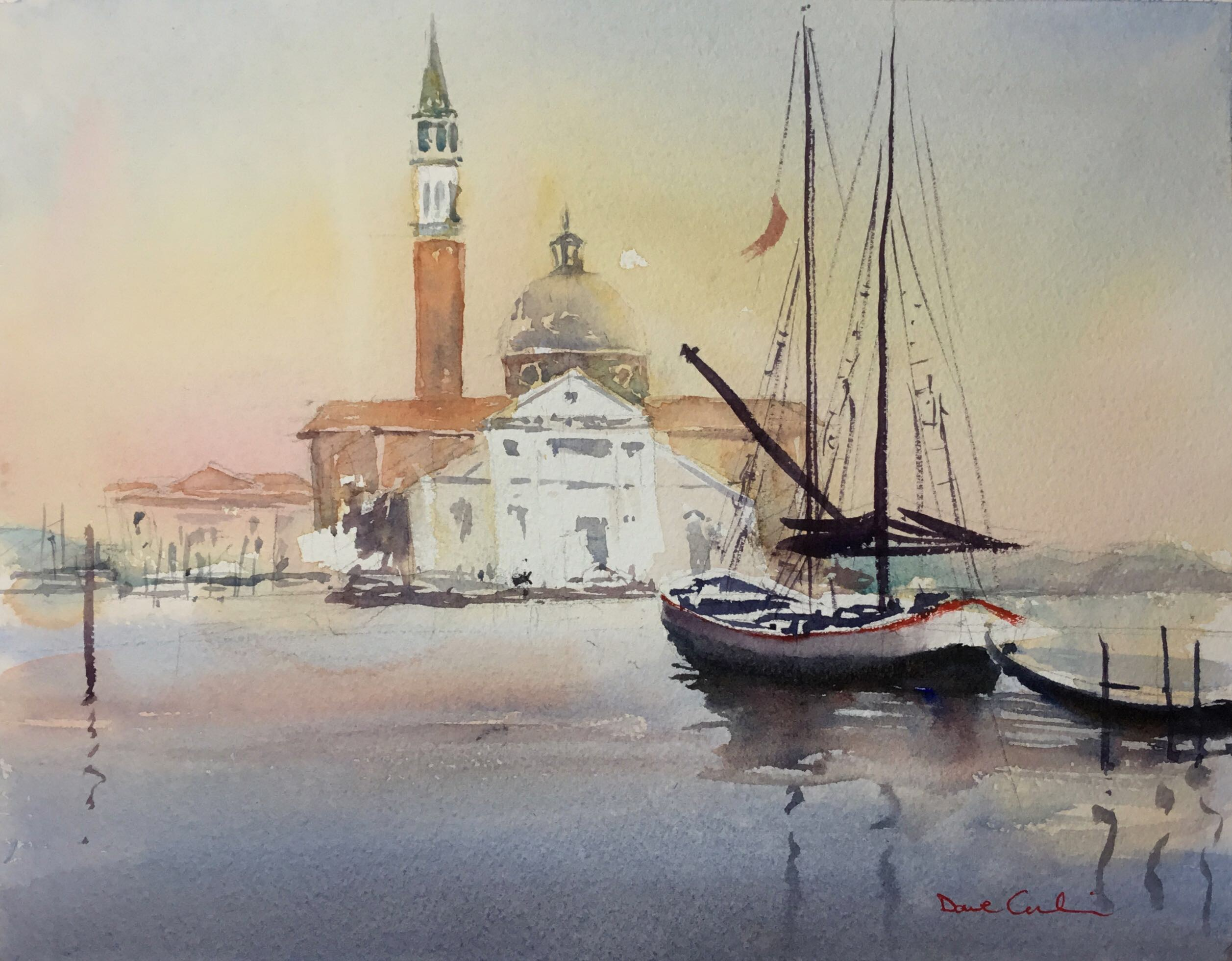 Venice serenity