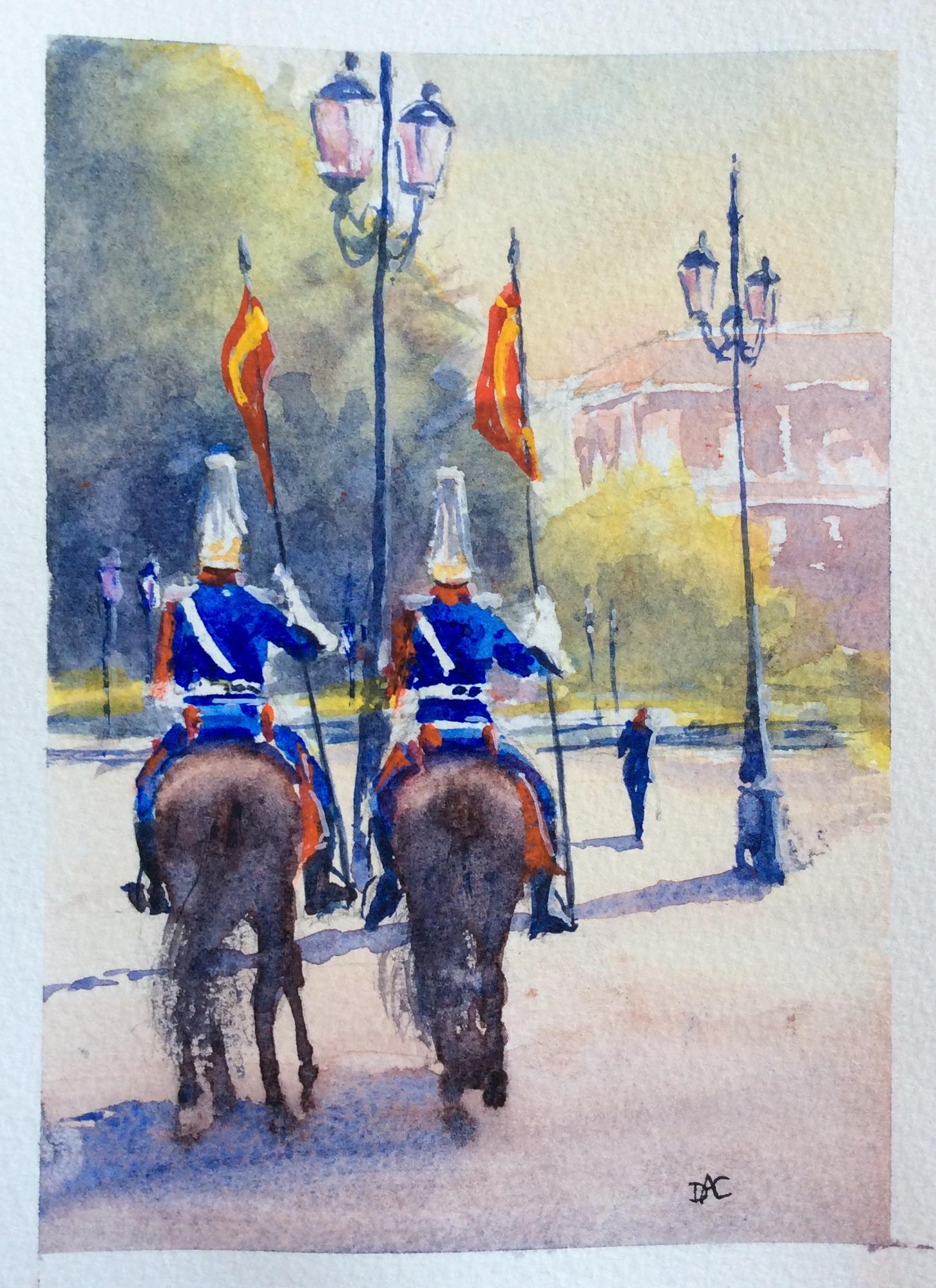 Madrid Horse Guards
