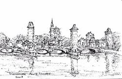 Strasbourg Ponts Couverns