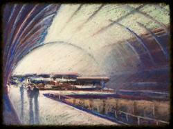 Into The Light St Pancras