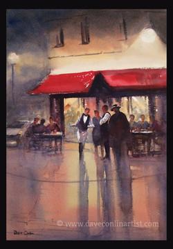 Night Shades of Paris