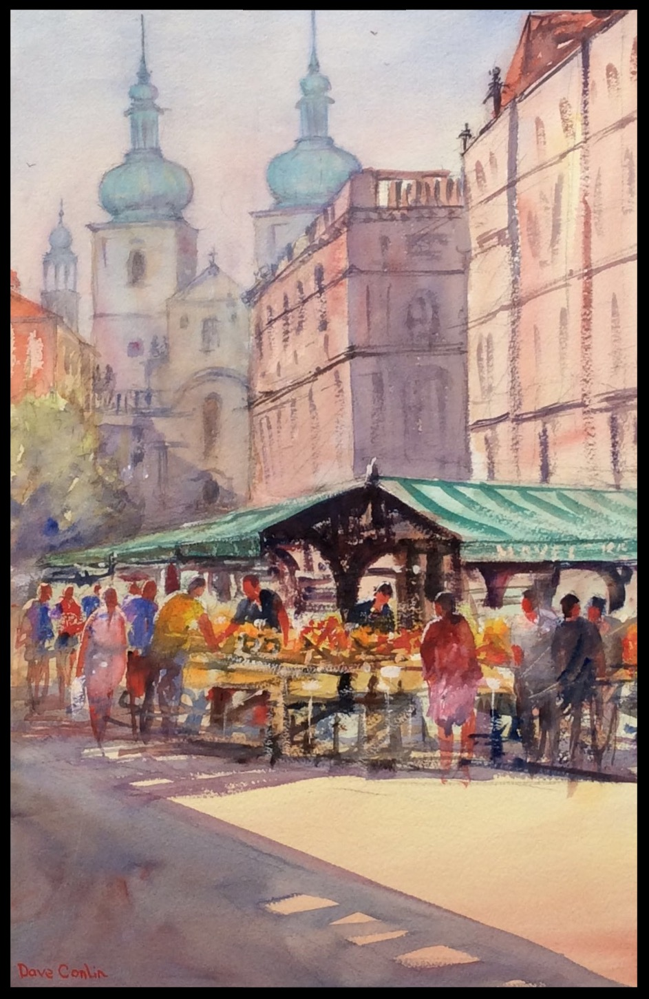 Prague Markets