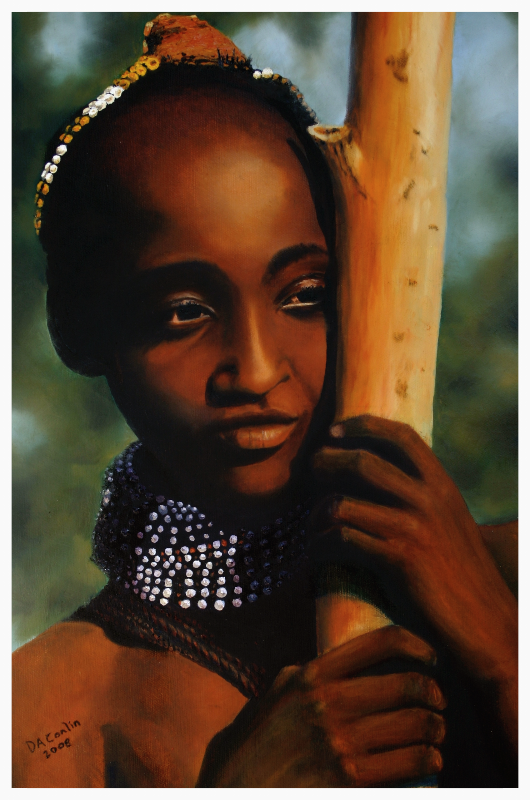 Trinity Angolan girl - NFS
