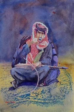 Arab musician