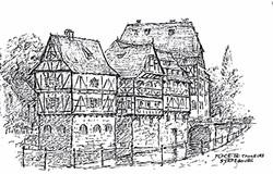 Strasbourg Place de Tanneurs