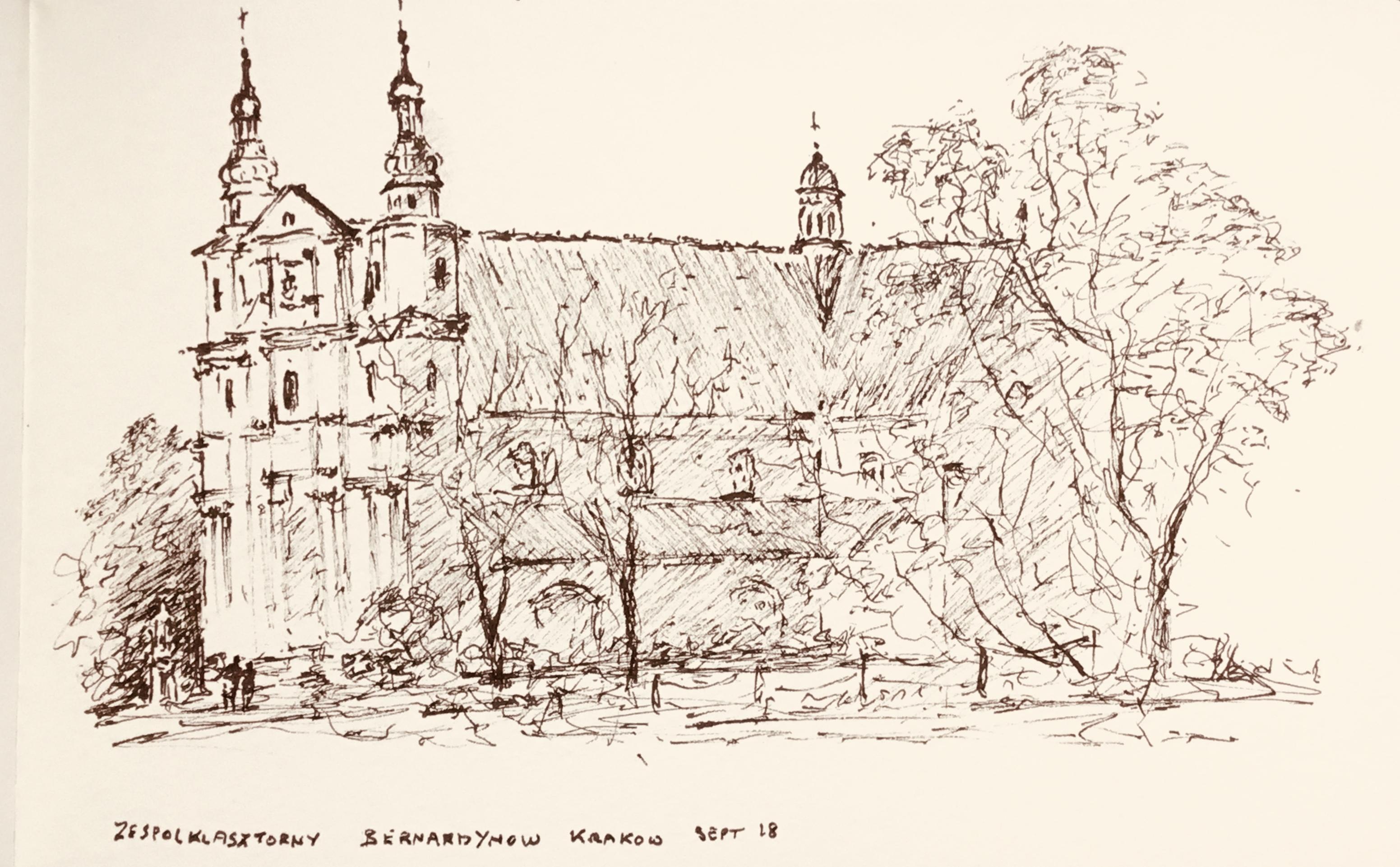 Krakow Bernardynow