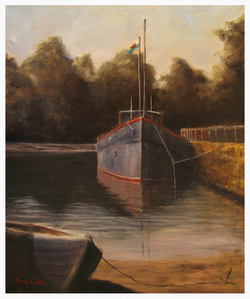 Boats at Canolfan Wales