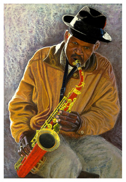 Sax on the Cape