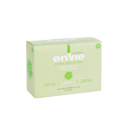Tratament vegan pentru caderea parului 10 x 10 ml