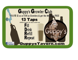 growler club ad