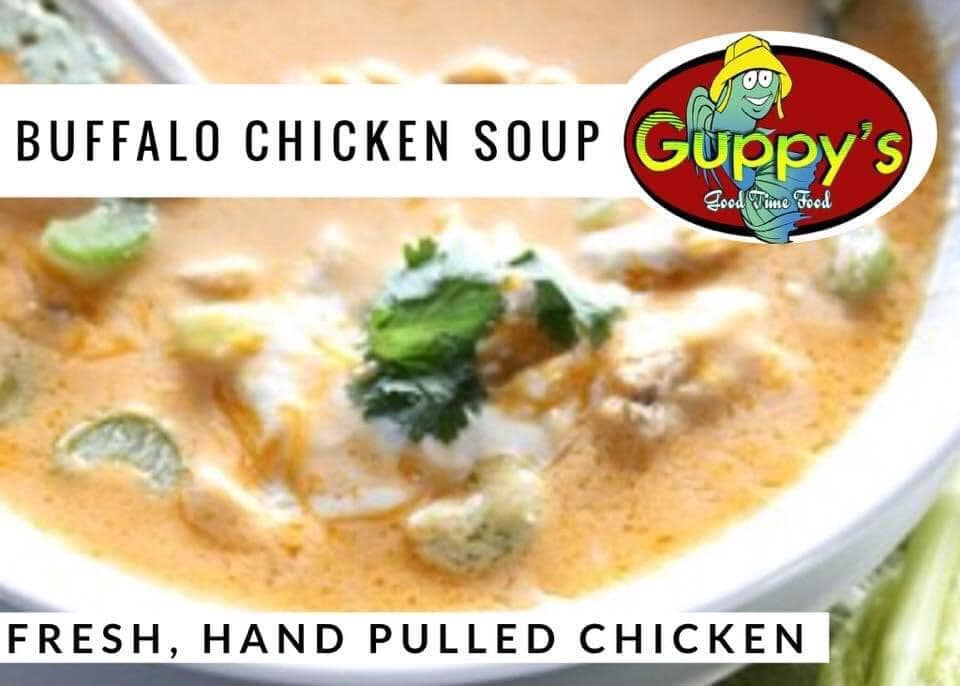 buffalo chicken soup guppys