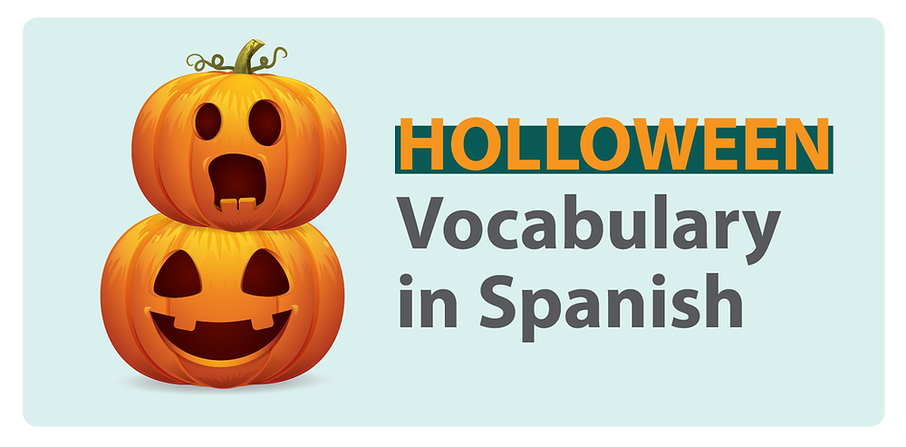 Halloween Vocabulary