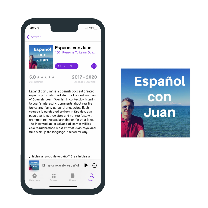 Español con Juan - Spanish Podcast