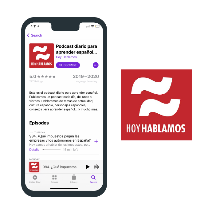 HoyHablamos_Spanish Podcast