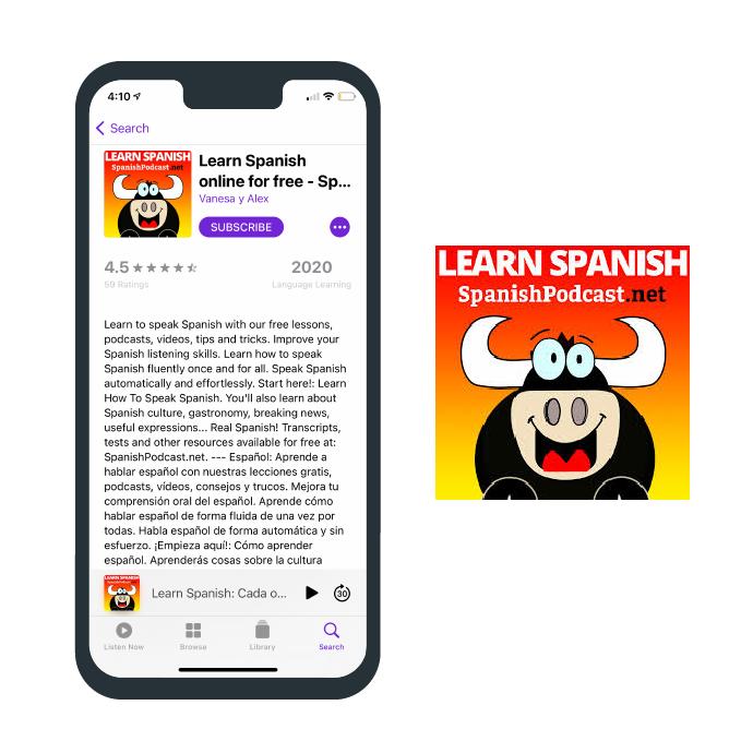 Learn SpanishPodcast.net
