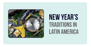 FInd here the most interesting traditions and rituals that are done in South America, Central America, and the Caribbean during New Year's Eve.