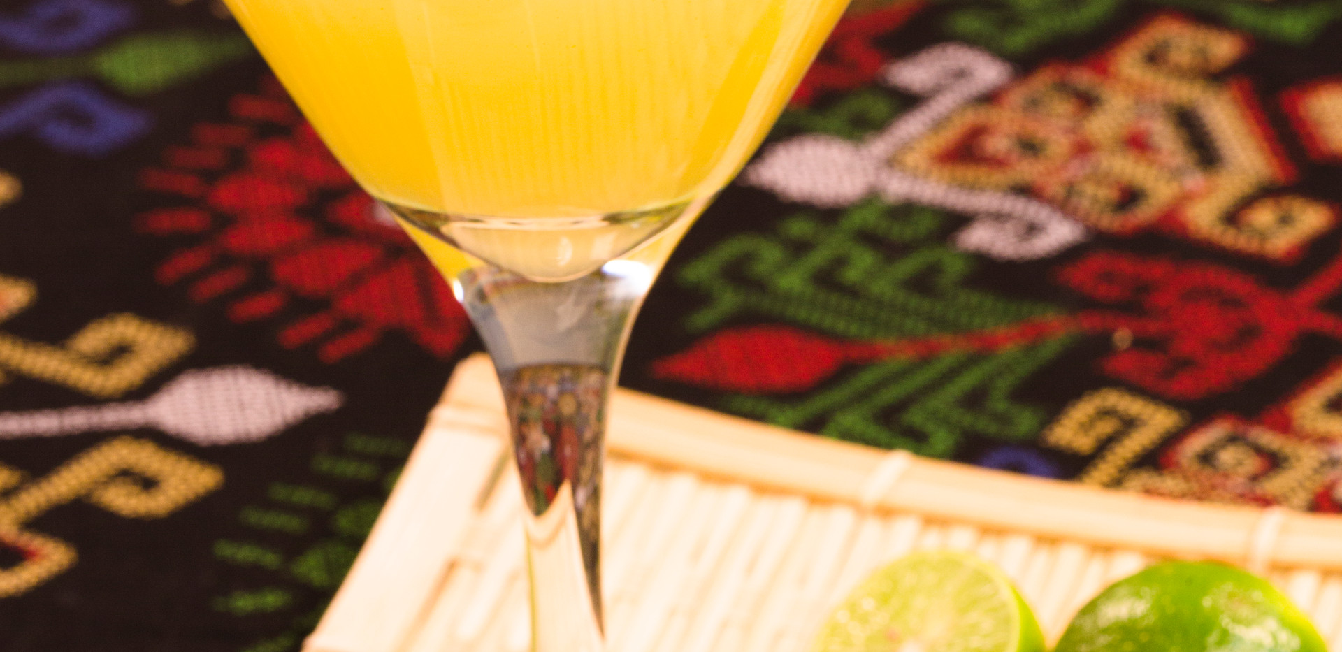 Manila Gold Cocktail