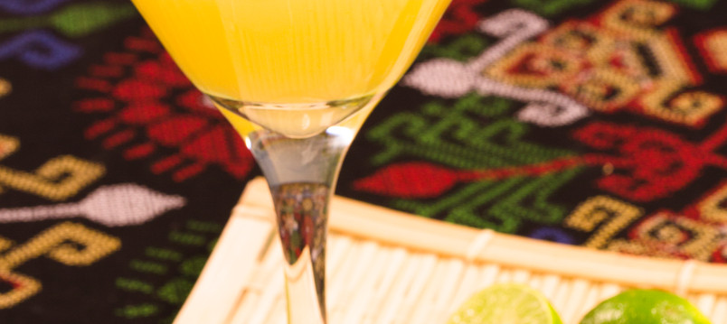 Manila Gold Cocktail