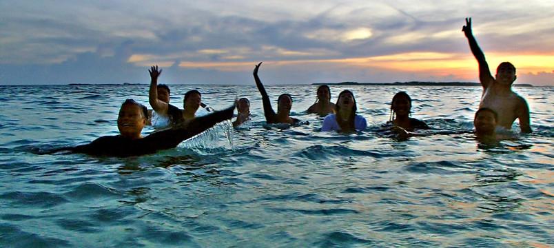 Swimming by Tine.jpg