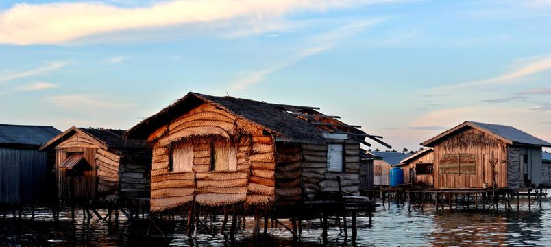 Tabawan Water Villages