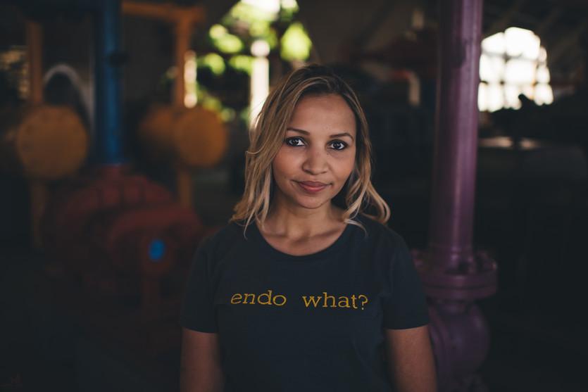Woman Warrior Project- Valéria Tennyson- My Battle with Endometriosis