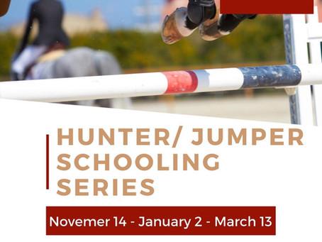 Hunter Jumper Schooling Series