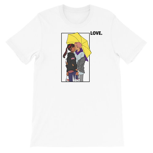 Metouji's Anime Yuri Love Shirt