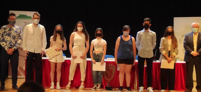 II Concurso de Poesía Escolar Paco Mollá - Ganadores Centro SDS
