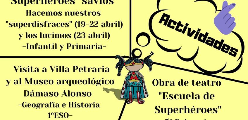 Semana Cultural Centro SDS 2021