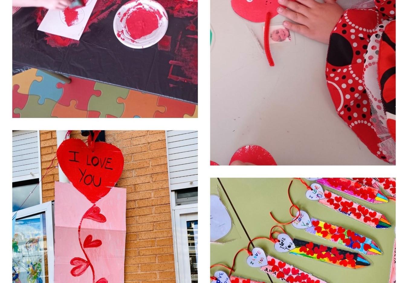 San Valentín 2021 infantil SDS