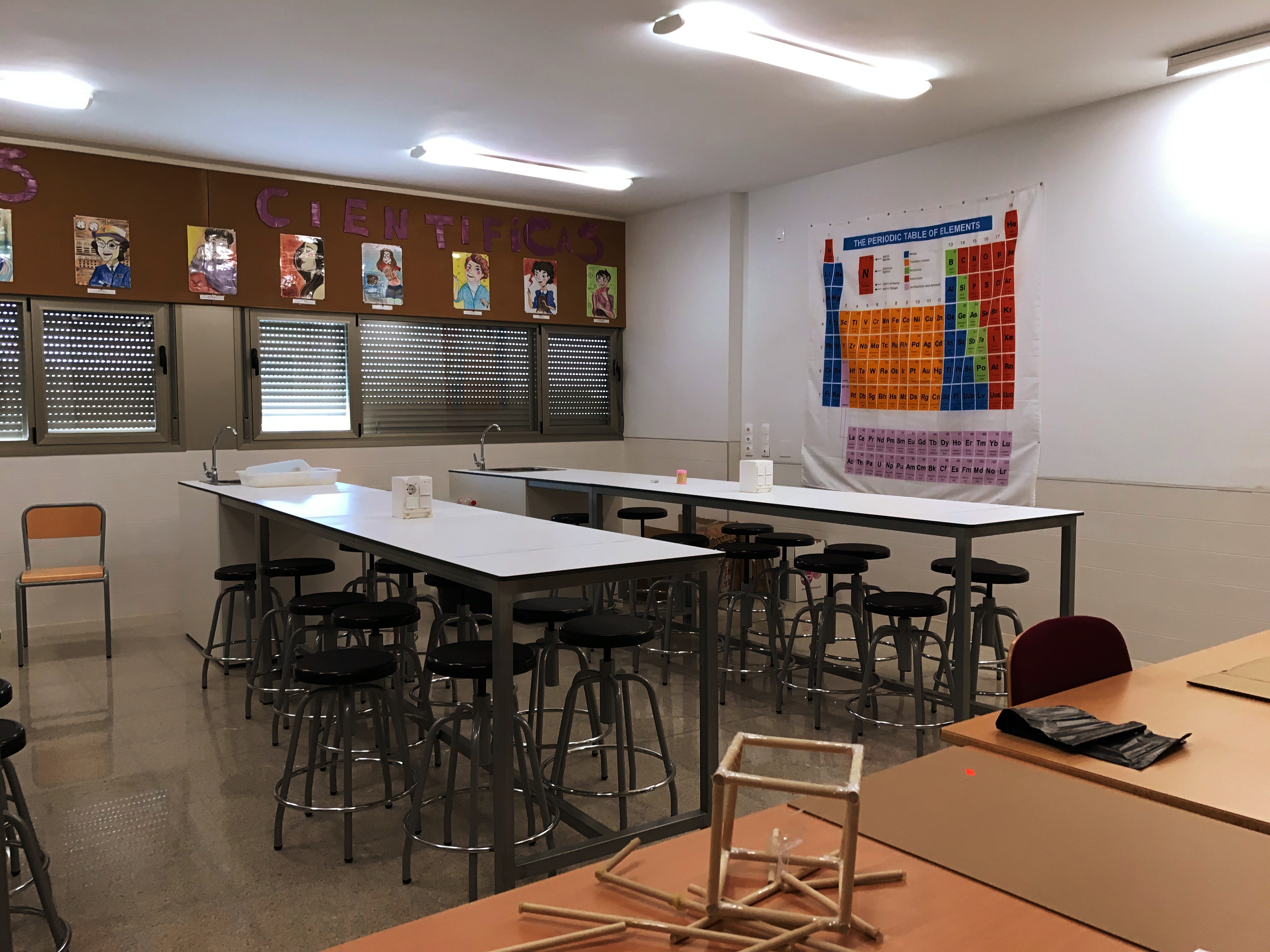 Laboratorio secundaria