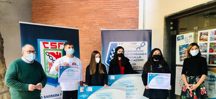 Centro SDS, ganadores del V Certamen Elia Barceló