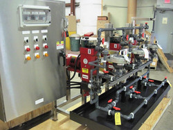 steel_frame_1730_multiple_pumps_skid_system_control_panel_spill_containment