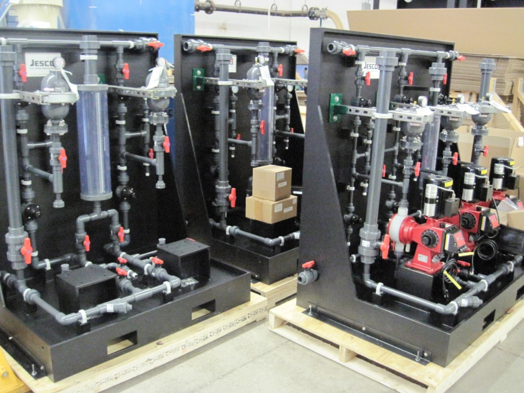 multiple_skids_separate_pumps_systems_chemfeed