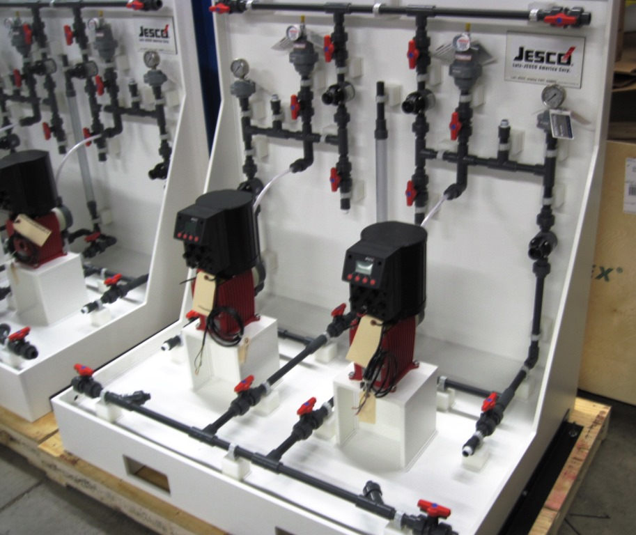 digital_control_4_20_input_metering_pumps_skid_system