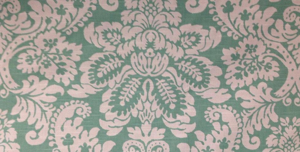Turquoise Julian Linen Fabric