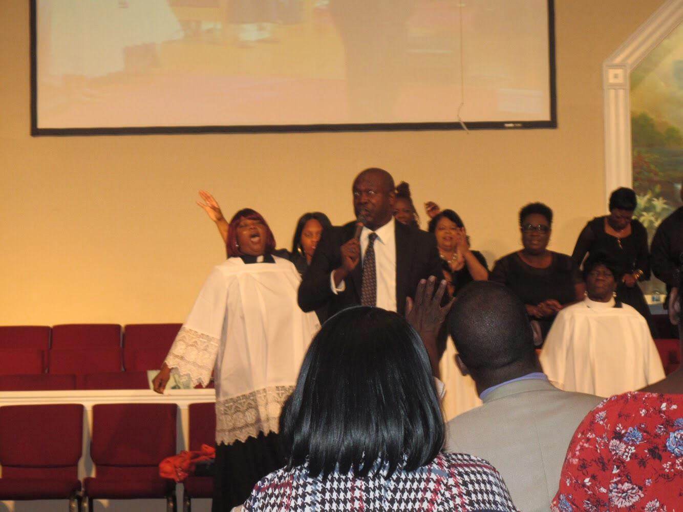 church service 2