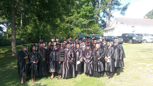 JJBI  Aug 1, 2015 Graduating Class
