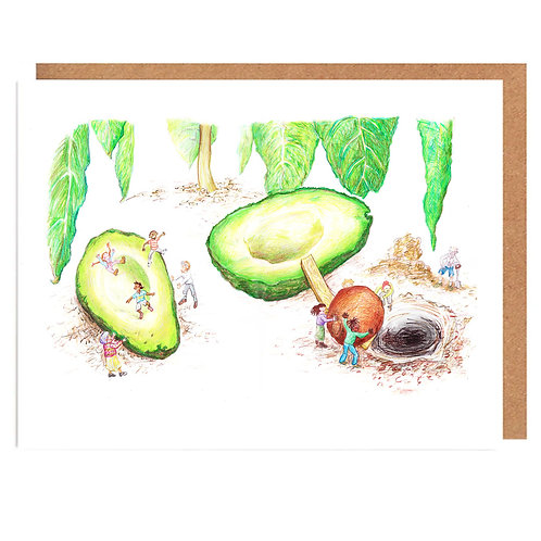 Avo Pitters card