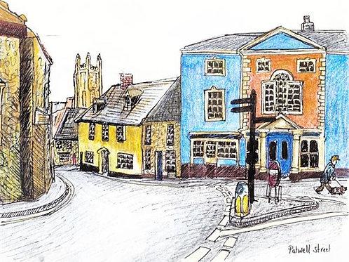 Patwell Street Print