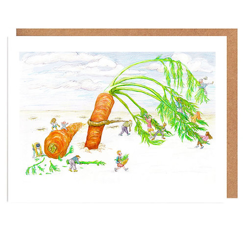 Carrot Pullers card