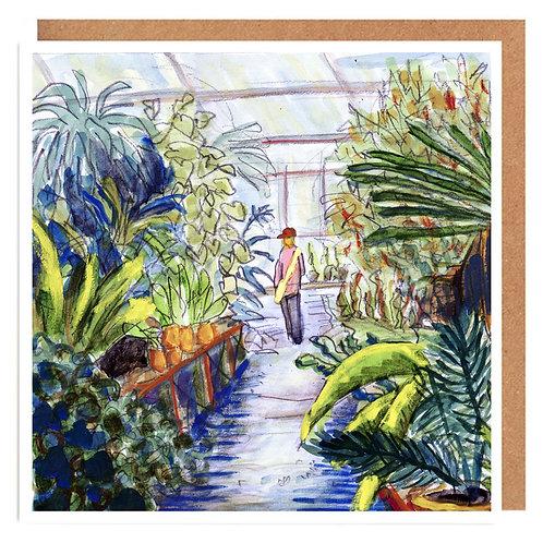 Plant shop 2 card